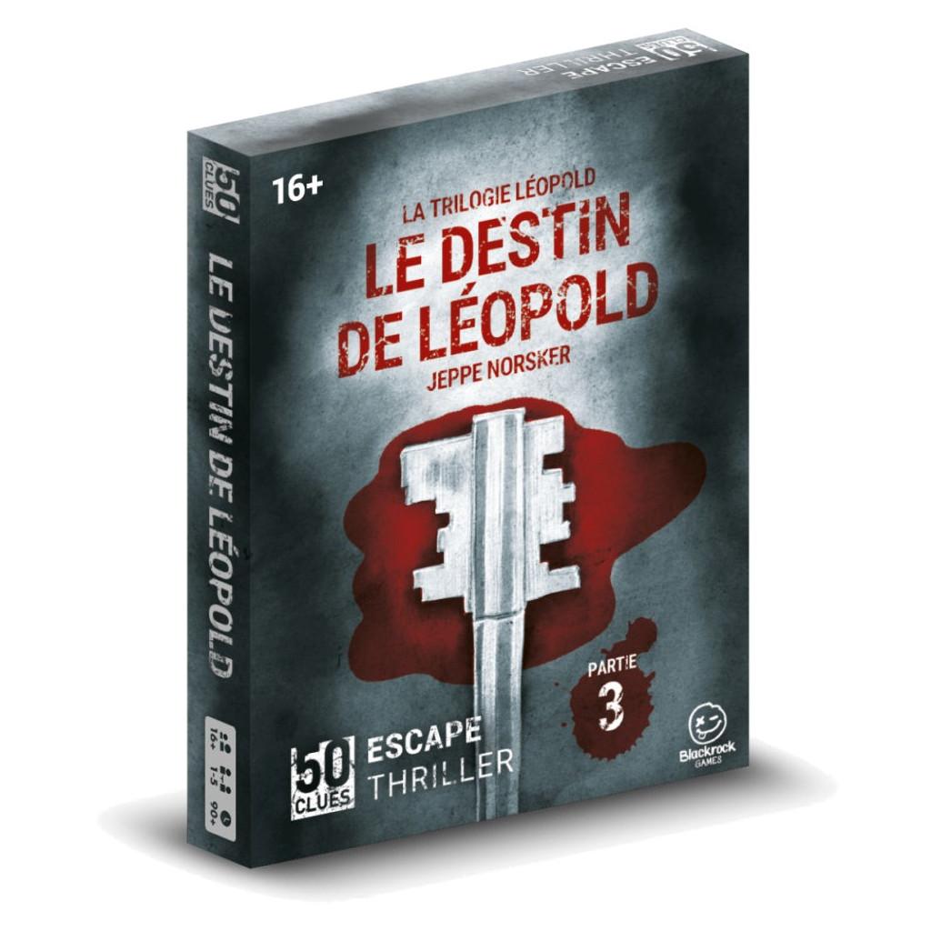 50 Clues Le Destin De Léopold