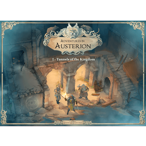 Adventures In Austerion