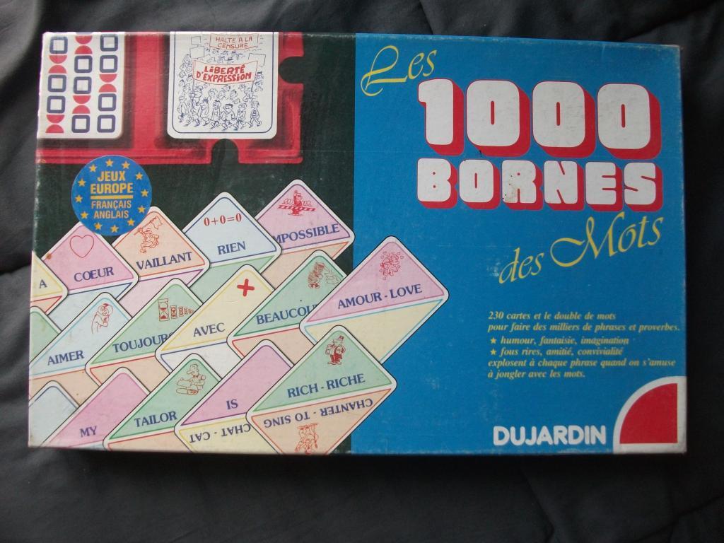 1000 Bornes Des Mots