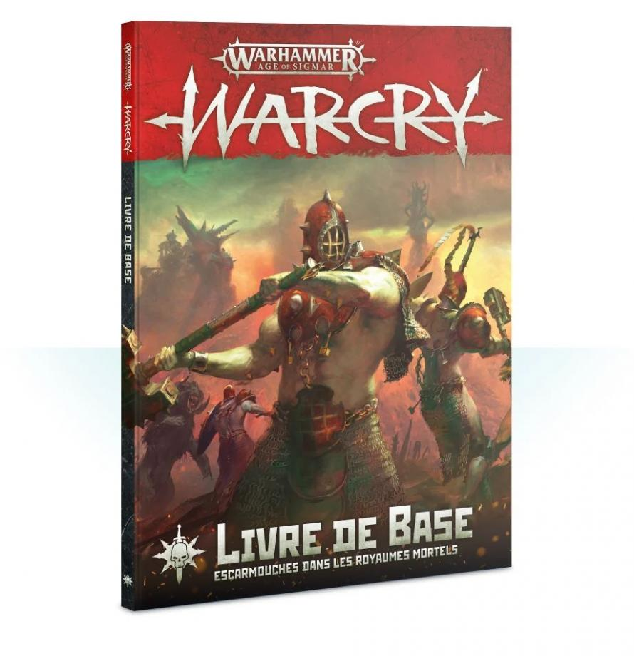 Age of Sigmar: Warcry - Livre De Base