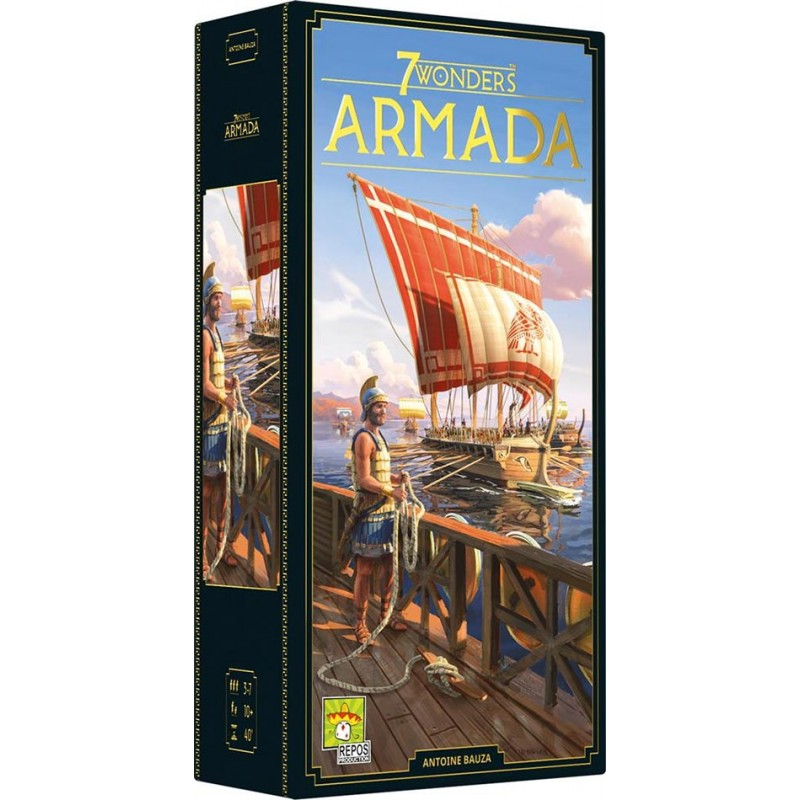 7 Wonders : Armada (édition 2020)