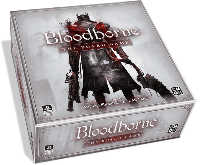 Bloodborne: The Boardgame