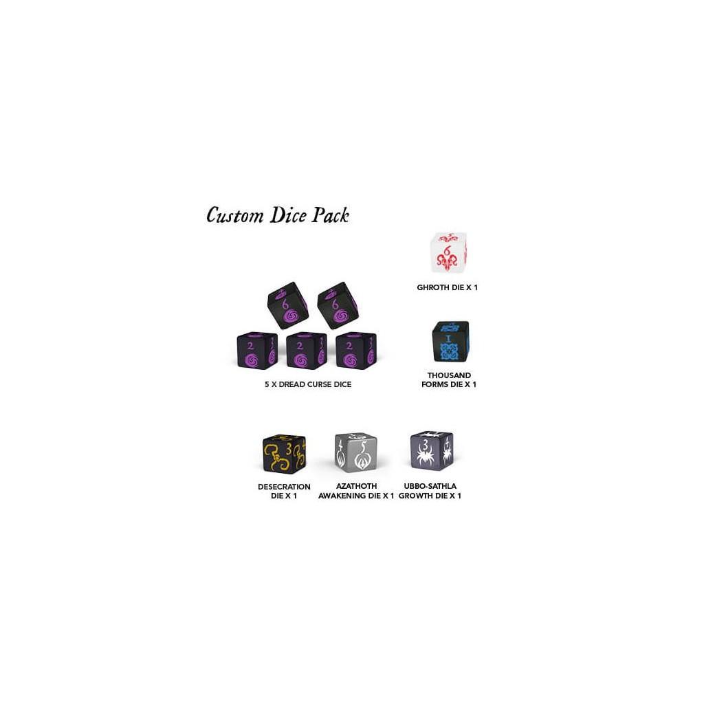 Cthulhu Wars - Custom Dice Pack