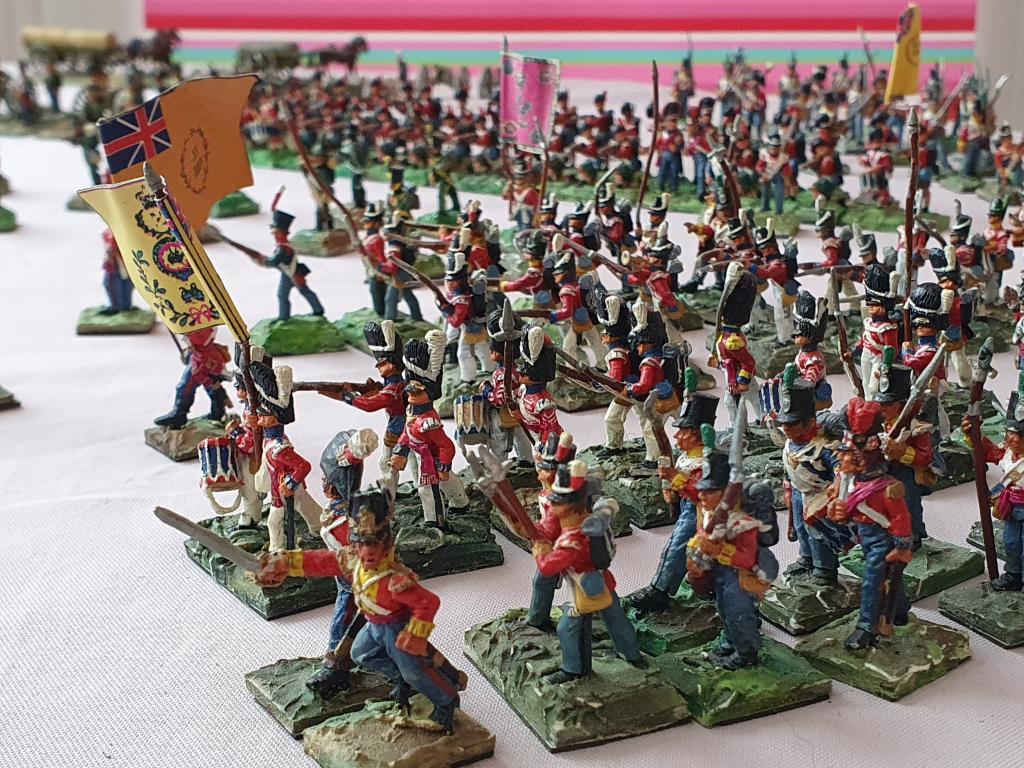 Armée Anglaise 25mm Napoleon