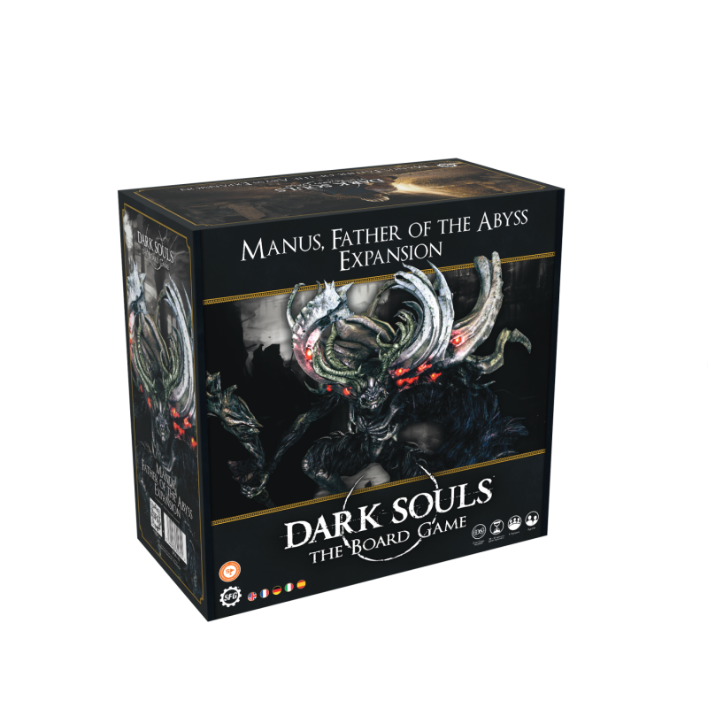 Dark Souls: The Board Game - Dark Souls The Board Game - Manus, Father Of The Abyss