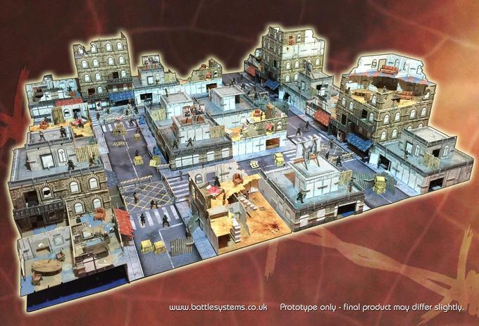Battle Systems - Urban Apocalypse Core Set