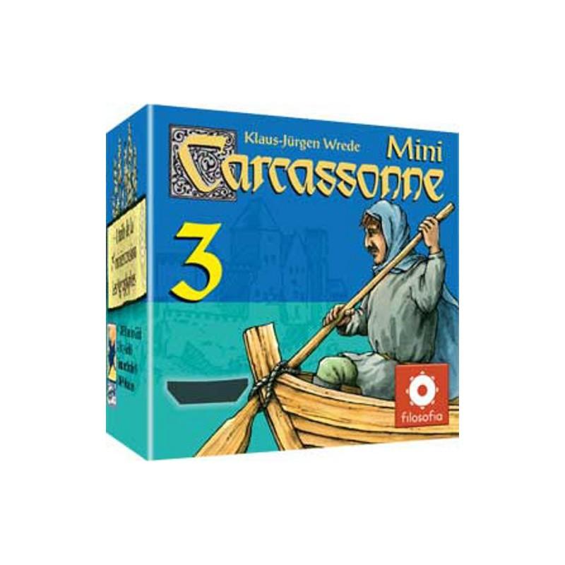 Carcassonne : Mini Extension 3 - Les Ferrys