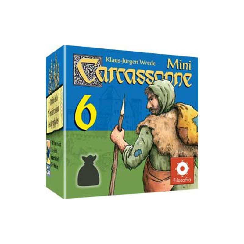 Carcassonne : Mini Extension 6 - Les Brigands