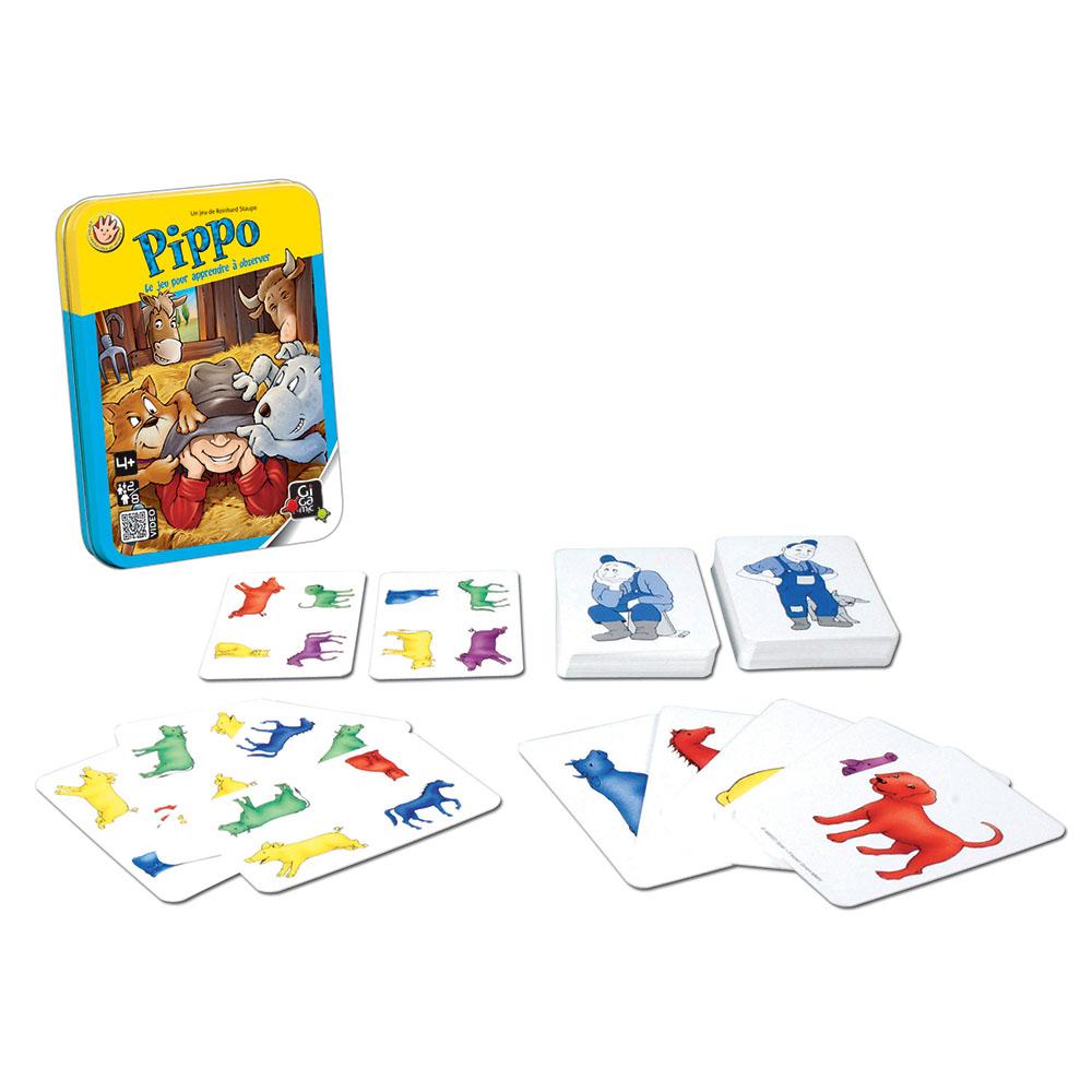 Pippo - Boîte métal