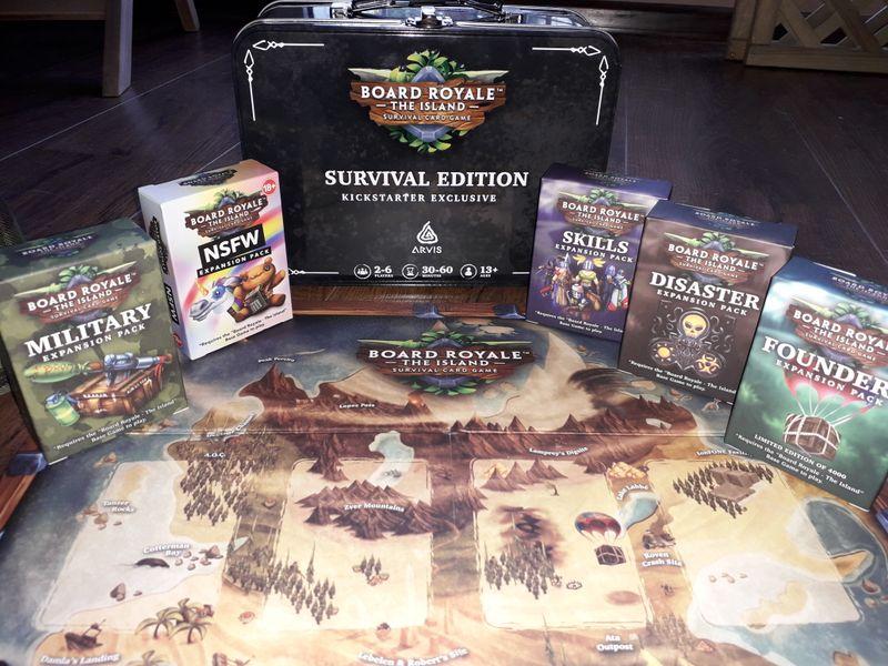 Board Royale Survival Edition