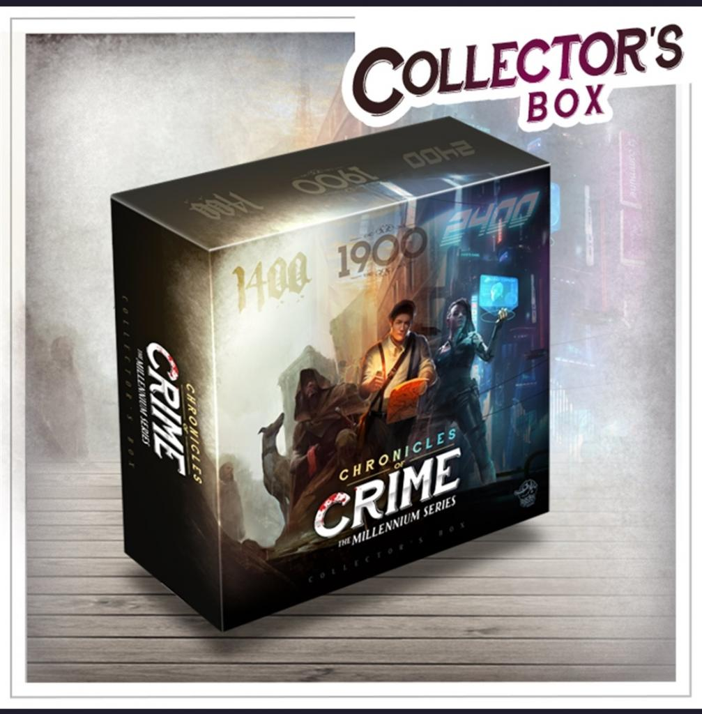 Chronicles Of Crime: Millenium Series - Collector Box
