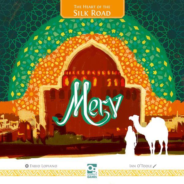 Merv : The Heart Of The Silk Road
