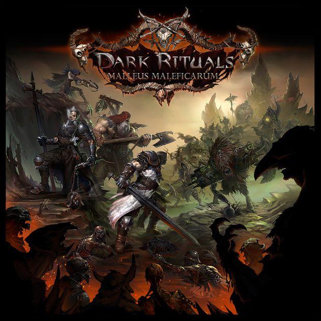 Dark Rituals: Malleus Maleficarum