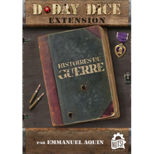 D-day Dice - Histoires De Guerre