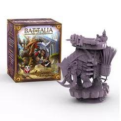 Battalia: The Creation - Rammoth Deleo-arx