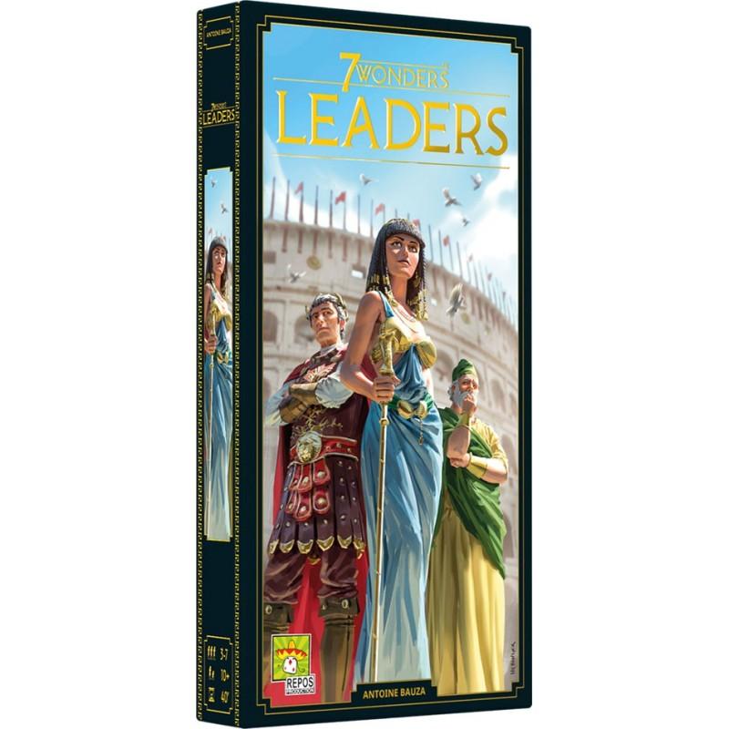 7 Wonders Leaders (édition 2020)