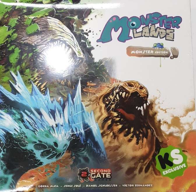 Monster Lands - Kickstarter Exclusive