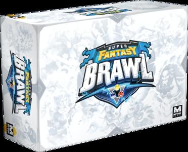 Super Fantasy Brawl - Version Kickstarter