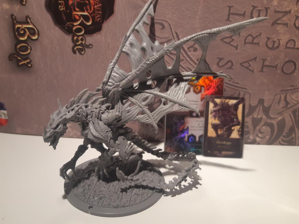 Black Rose Wars - Necro Dragon