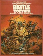 Advanced Dungeons & Dragons - Battlesystem