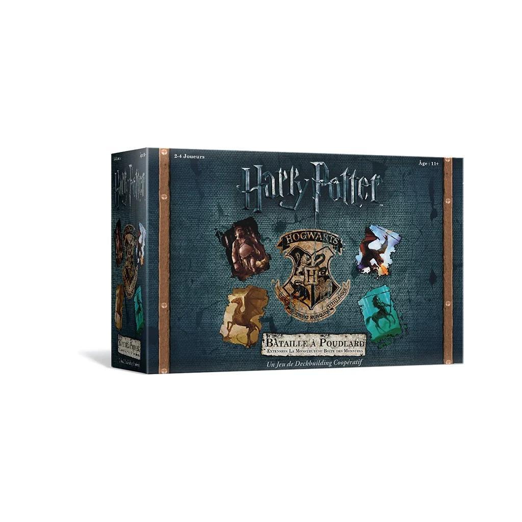 Harry Potter: Bataille à Poudlard - La Monstrueuse Boîte De Monstres