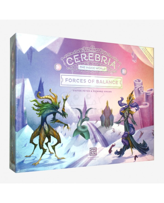 Cerebria - The Inside World - Forces Of Balance