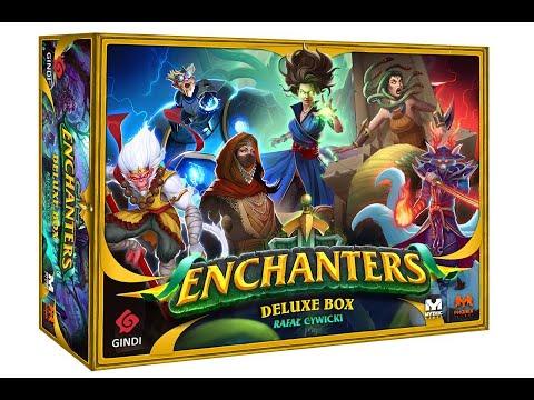 Enchanters Deluxe Box