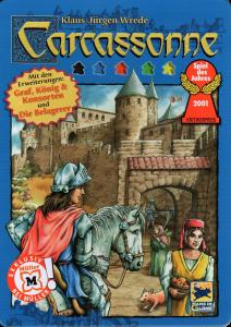 Carcassonne - Müller Exklusiv-edition