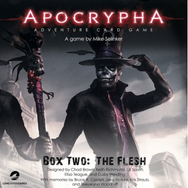 Apocrypha Card Game - The Flesh