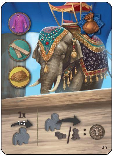Agra - Ambabari Elephant