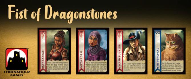 Aux Pierres Du Dragon - Carte Supplémentaires