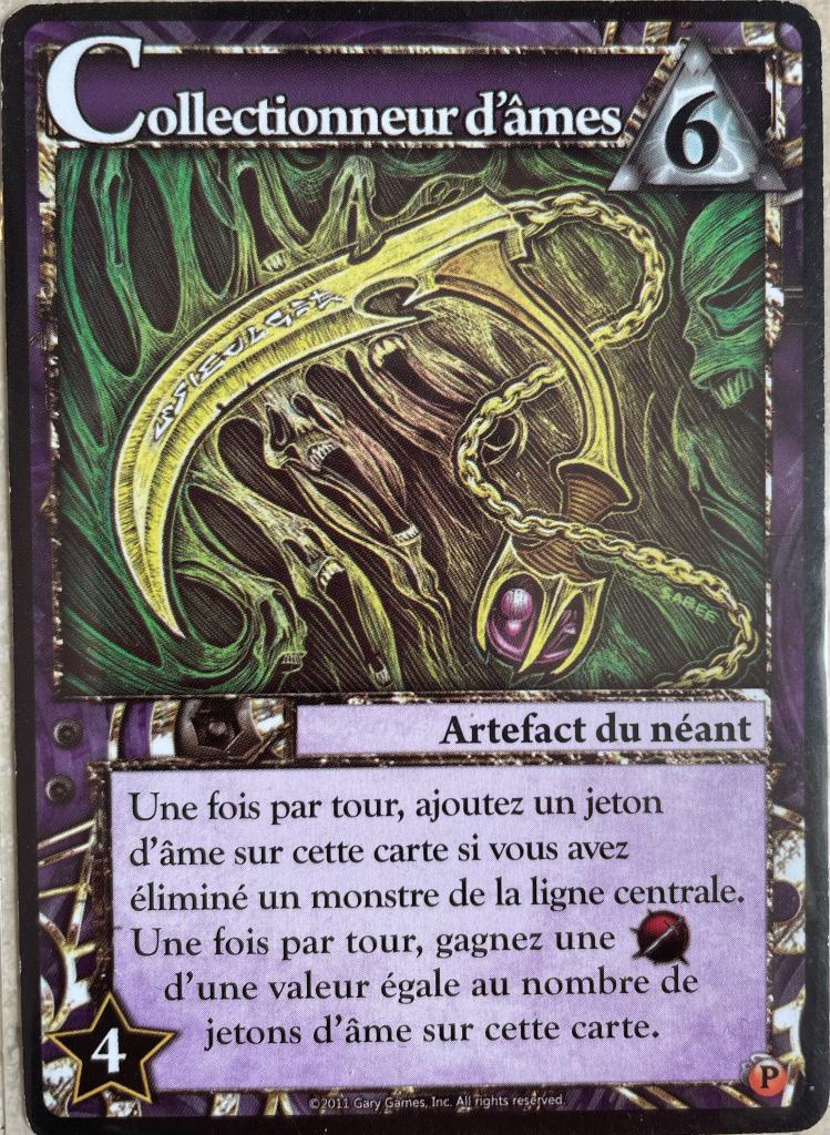 Ascension - Collectionneur D'âmes