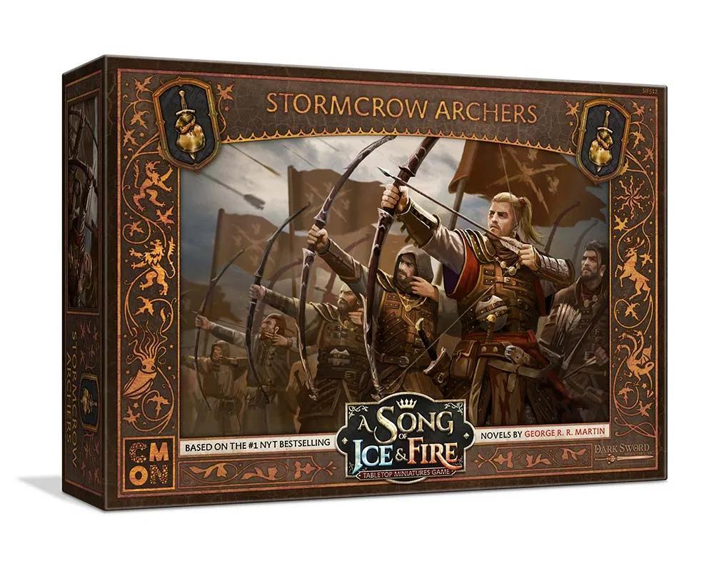 Le Trône De Fer - Le Jeu De Figurines - Stormcrow Archers