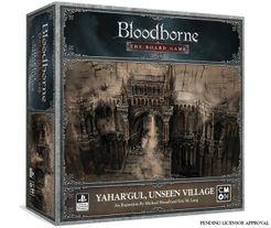 Bloodborne: The Boardgame - Yahar'gul, Unseen Village