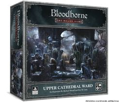 Bloodborne: The Boardgame - Upper Cathedral Ward