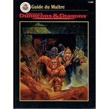 Advanced Dungeons & Dragons - 2ème Edition VF - Guide Du Maître