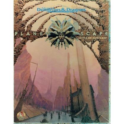 Advanced Dungeons & Dragons - 2ème Edition Vf - Planescape - Cadre De Campagne