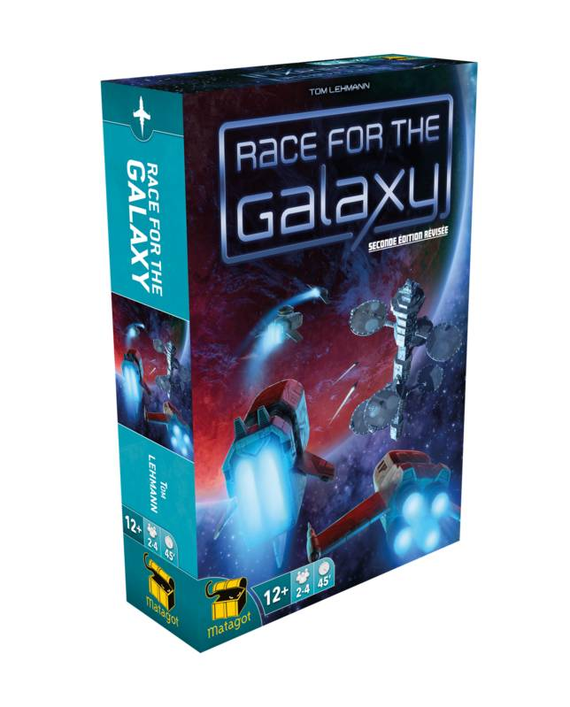 Race For The Galaxy 2nd édition