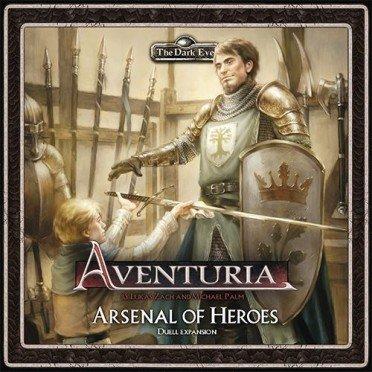 Aventuria - Arsenal Of Heroes