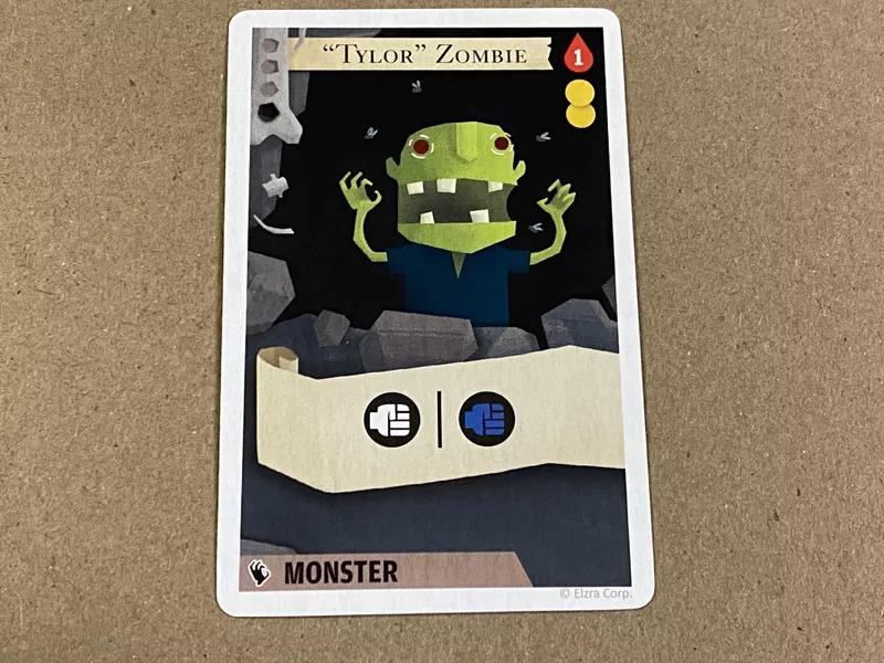 Catacombs - Tylor Zombie