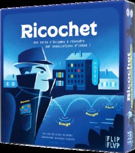 Ricochet - Le Profil De L'homme Sans Visage