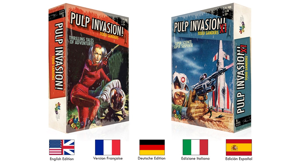 Pulp Invasion!