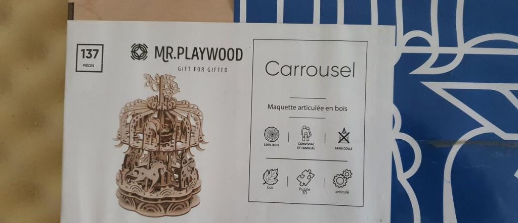 Carrousel - Mr Playwood