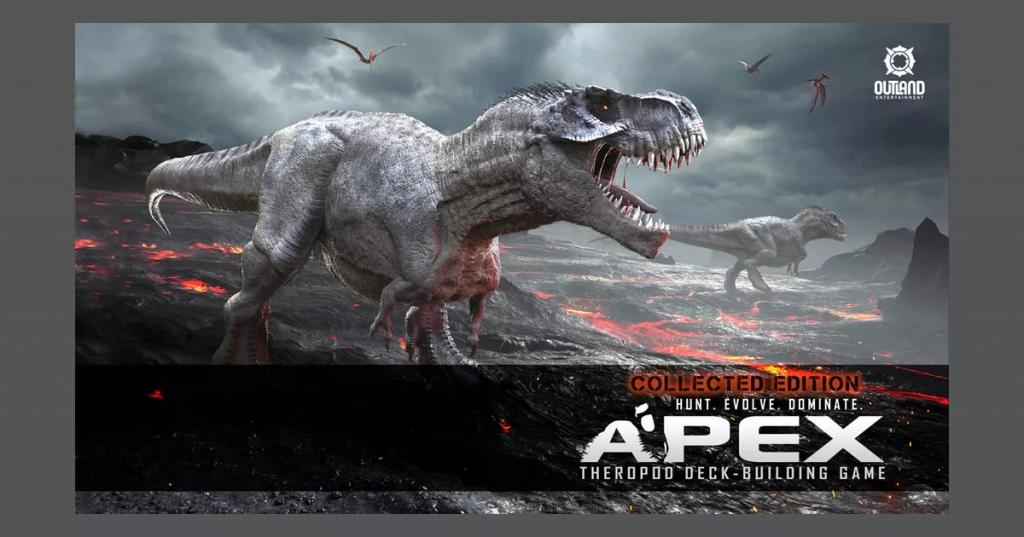 Apex Theropod Collected Edition