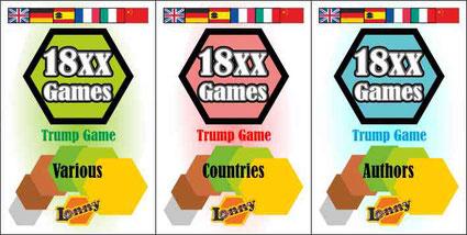 18xx Trump Game - Various