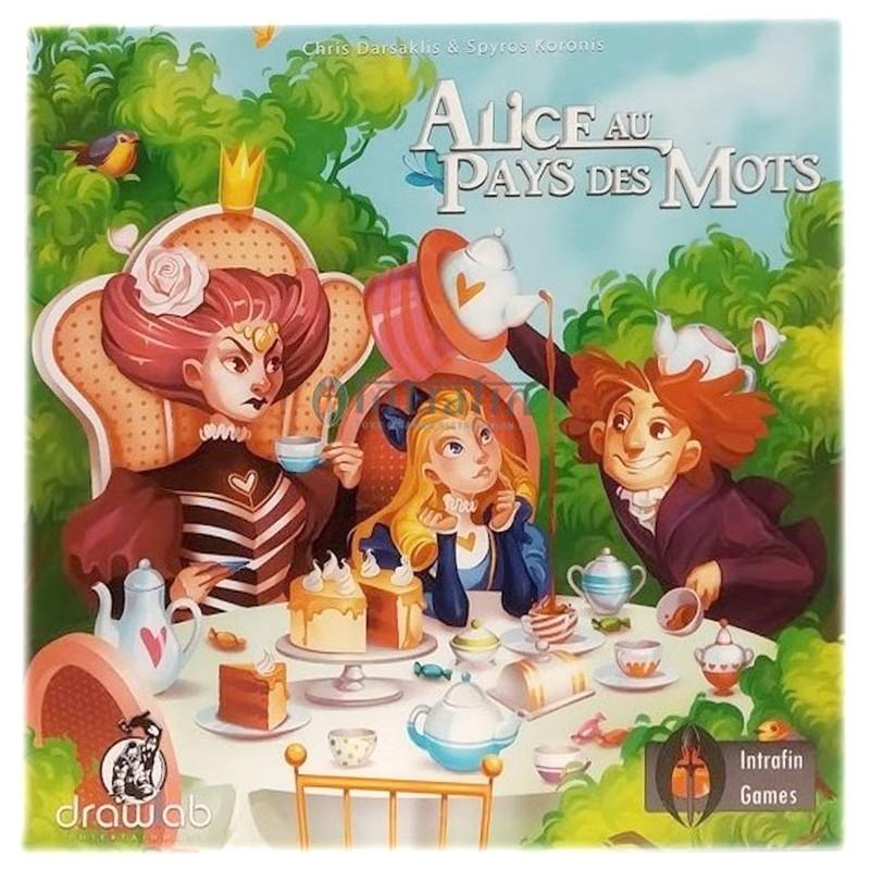 Alice Aux Pays Des Mots