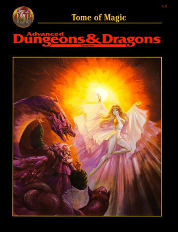 Advanced Dungeons & Dragons - 2nd Edition - Tome Of Magic
