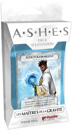 Ashes - Les Héritiers Du Phénix - Les Maitres De La Gravité