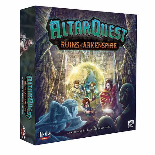 Altar Quest - Ruins Of Arkenspire