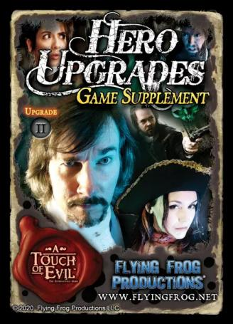 A Touch Of Evil - Hero Upgrades